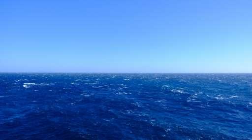 海面の上昇