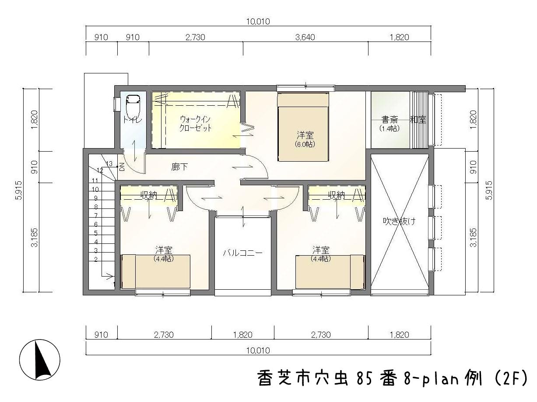 ING-home  image plan(間取)