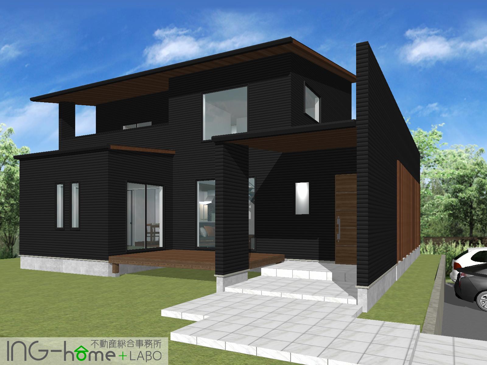 ING-home image plan(外観)
