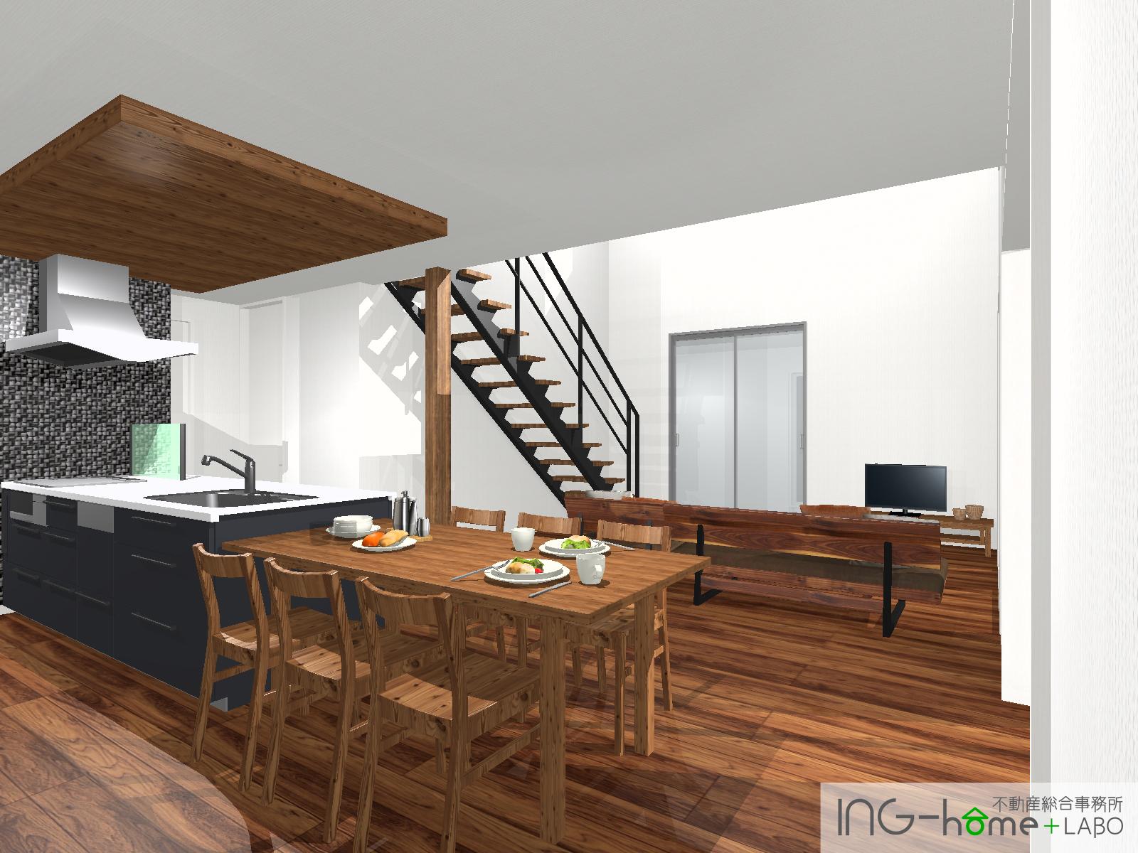 ING-home image plan(内装)