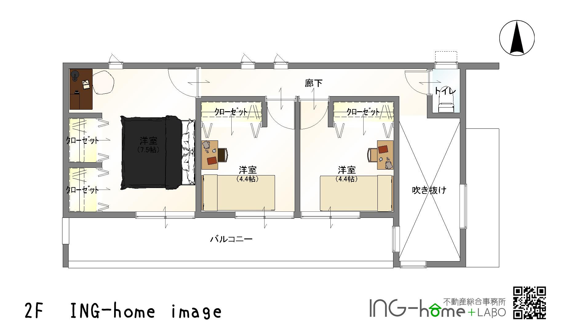 ING-home image(間取)