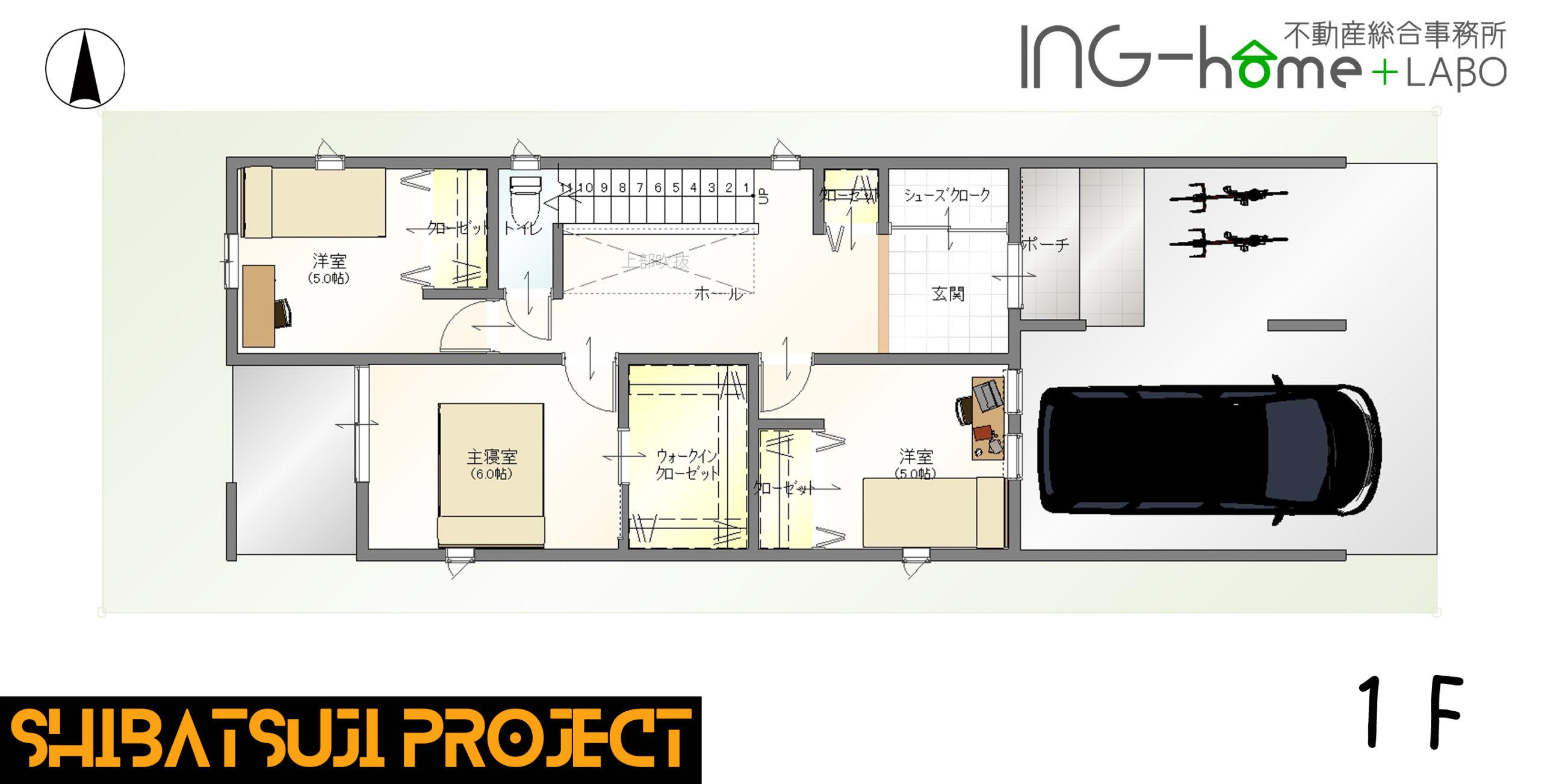 ING-home plan(間取)