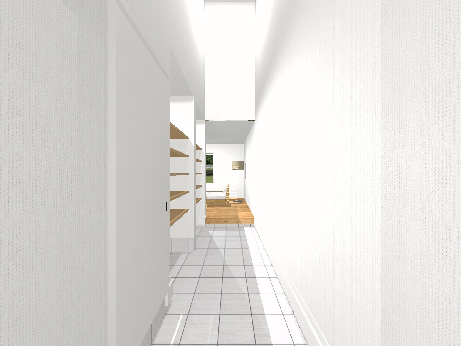 ING-home image『玄関』(内装)