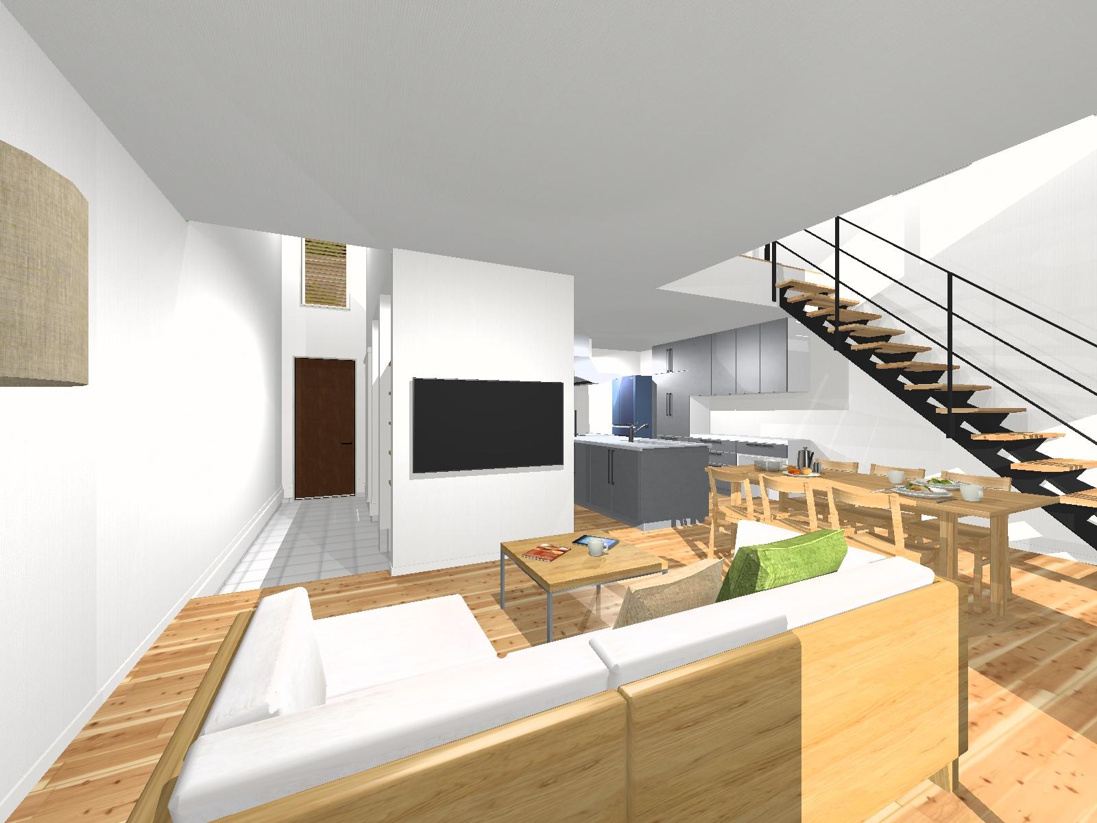 ING-home image『LDK』(内装)